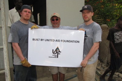 Hope For Haiti Healing Enters Into Alliance With United Aid Foundation