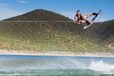 Pro Wakeboarder JD Webb Joins Haiti Homebuilding Team